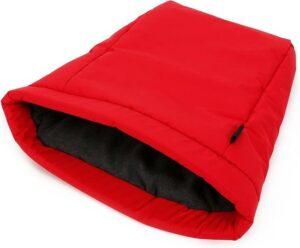51DN - Storm Sleeping Bag - Fire red - 55x35x25cm