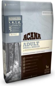 Acana heritage adult small breed hondenvoer 2 kg