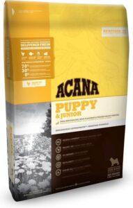 Acana heritage puppy & junior hondenvoer 17 kg