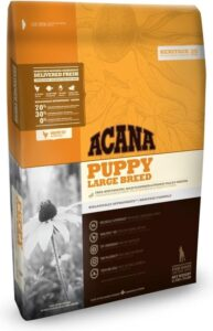 Acana heritage puppy large breed hondenvoer 17 kg