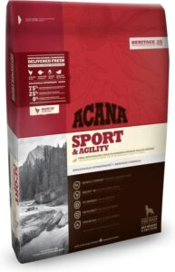 Acana heritage sport & agility hondenvoer 17 kg