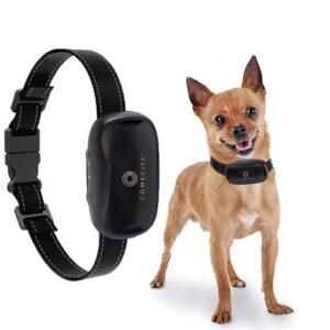 Anti blafband - Diervriendelijk - GEEN Schok - Anti blafmiddel - Hondenhalsband - Voor Grote en Kleine Honden- Comecita