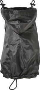 Bobby regenjas giboulee zwart 56-62x33,5 cm