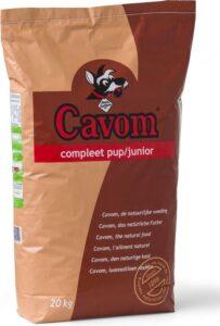 Cavom Compleet Pup-Junior - 20 KG