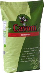 Cavom Compleet - Rund-Schaap - Hondenvoer - 20 kg