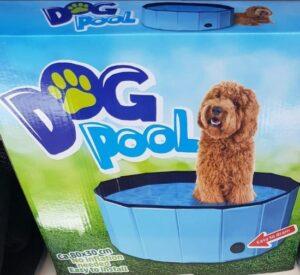 Dog Pool Hondenbad