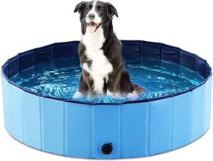 Dog Pool Opvouwbare hondenzwembad 80 x 20 cm - Honden