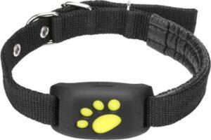 DrPhone Z8 - GPS Tracker voor Honden en Katten - 43-58 CM Kraag omtrek - 3-5 dagen standby - Waterproof