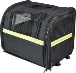 Duvo Fietstas voor bagagedrager Zwart 36x28x30cm