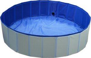 Duvo Hondenzwembad - 120 x 30 cm - Blauw