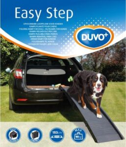 Duvo+ Loopplank Easy step - Grijs - 43 x 40 x 26 cm