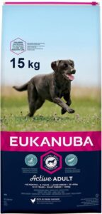 Eukanuba Dog Adult Large Breed - Kip - Hondenvoer - 15 kg