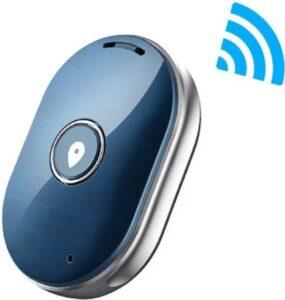 Eyzo GPS Tracker Blauw