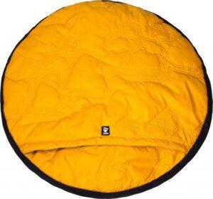 Hurtta slaapzak outback dreamer oranje - grijs Small