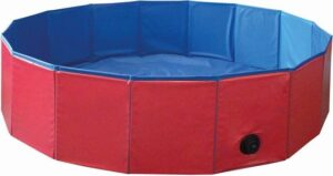 Nobby Hondenzwembad sterk en opvouwbaar 160 x 30 cm