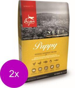 Orijen Puppyvoer - Hondenvoer - 2 x 11.4 kg