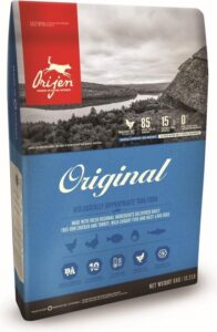 Orijen Whole Prey Original Dog Kip&Kalkoen - Hondenvoer - 11.4 kg
