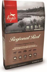 Orijen Whole Prey Regional Red Dog - Rund & Zwijn - Hondenvoer - 11.4 kg