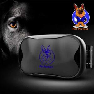 Pet Përfect Premium Anti Blafband - Geschikt voor Kleine en Grote Honden - Inclusief Batterijen - Zonder Schok Anti Blaf Apparaat