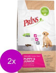 Prins Procare Puppy & Junior - Hondenvoer - 15 kg