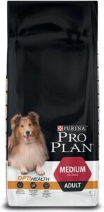 Pro Plan Medium Adult - Kip met Optibalance - Hondenvoer - 14 kg