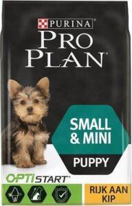 Pro Plan Small & Mini Puppy - Kip Met Optistart - Hondenvoer - 3 kg