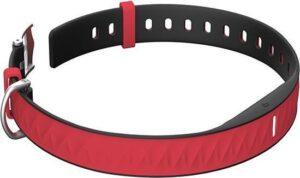 Smart GPS Tracker halsband - Hond, puppy en huisdier - Real Time Tracking - Honden gps tracker - Middelgrote honden - Met SIM kaart - Zonder abonnement - Locatie en Geo Fencing - Rood