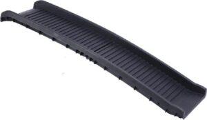 Topmast Loopplank voor Hond - Hondenloopplank voor Auto Inklapbaar 152 X 40 cm. Belastbaarheid 50 KILO