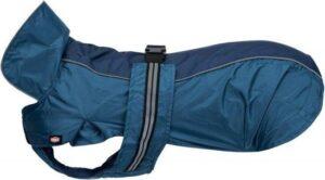 Trixie Hondenregenjas Rouen Blauw Maat - 40cm