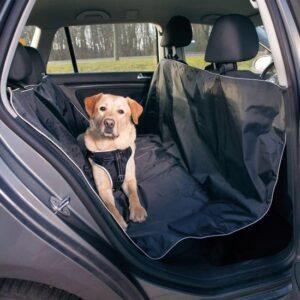 Trixie auto-hondendeken zwart 160x145 cm