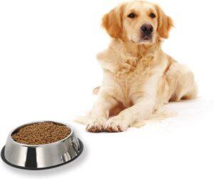 Antislip rvs voerbak hond - Voerbak 18cm - Drinkbak - Honden - Katten - Hond - Kat