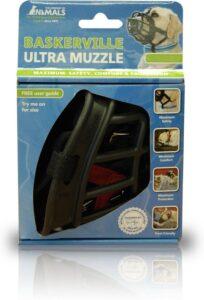 Baskerville Ultra Muzzle - Muilkorf - Maat 3 (M) - Zwart