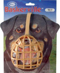 Baskerville muilkorf baskerville nr. 12 - 1 ST