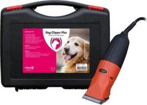 Dog clipper plus - Hondentondeuse - Inclusief opzetkam en toebehoren - Geschikt voor honden - Geschikt voor detailwerk - Tondeuse huisdieren
