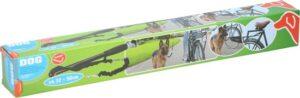 Fietsbeugel voor hond - Hondenriem - Hondenstang - Fiets