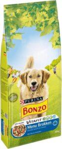 Friskies VitaFit Menubrokken Adult - Kip & Groenten - Hondenvoer - 15 kg
