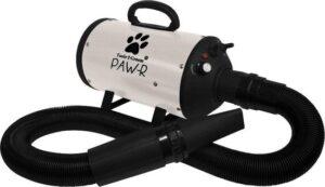 Tools-2-groom waterblazer Paw-R Wit, volledig regelbaar