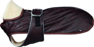Trixie Hondenjas Chambéry Bruin - Hondenkleding - 40 cm