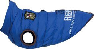 Trixie jas saint-malo incl tuig voor hond blauw 33 cm