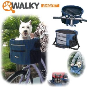 Walky basket dog bicycle carrier 42 x 30 x 25 cm