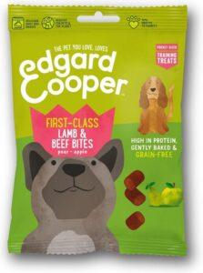 Edgard & Cooper Lam & Rund Bites - voor honden - Hondensnack - 50g