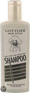 Gottlieb Shampoo Poedel Gr-Zwart 300 ml