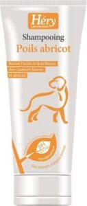 Hery shampoo voor abrikoos-roodbruin haar
