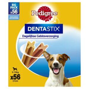 Pedigree Dentastix Mini Kauwstaaf - Gebitsverzorgende Hondensnack - 56 stuks