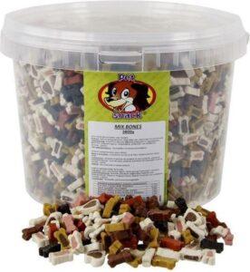 Petsnack Mix Bones - Hondensnack - 3,5 kg