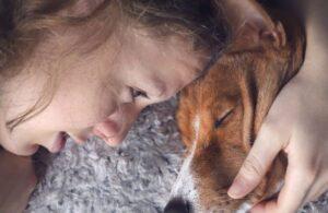 symptomen stervende oude hond