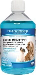 Francodex 2 in 1 Mondwater - 500 ml