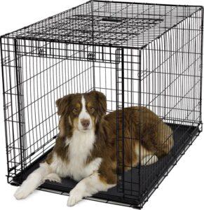 Hondenbench Ovation met roldeur