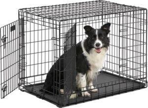 Hondenbench - Zwart - L