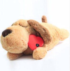 Knuffel met hartslag speciaal voor puppy's - Dogs&Co - Heart Beat Puppyknuffel - Pluche